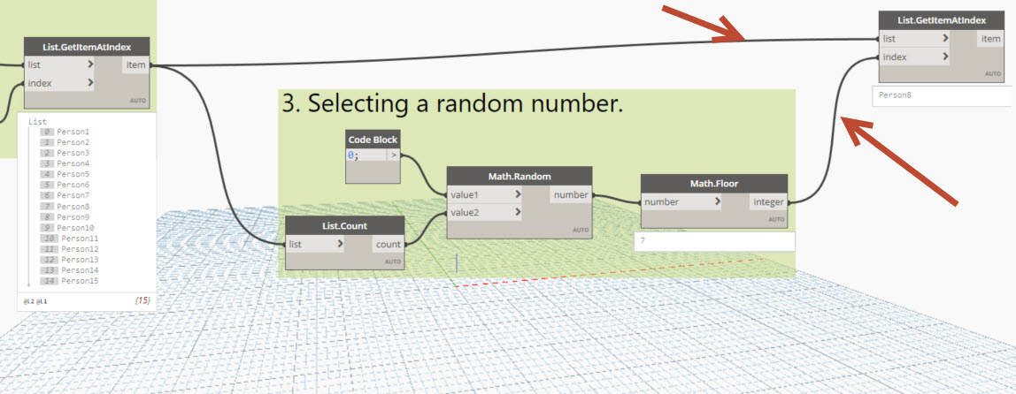 random-draw-27 How to create a business card draw using Dynamo, Revit and an Excel sheet.
