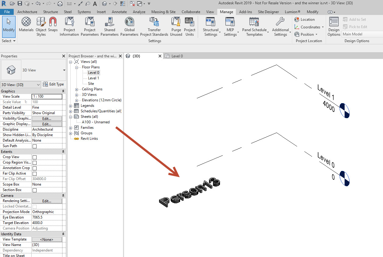 random-draw-3 How to create a business card draw using Dynamo, Revit and an Excel sheet.