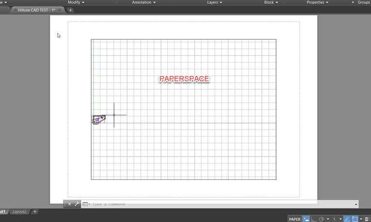 1-11 Paperspace Setup for AutoCAD