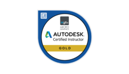 Micrographics Certified Instructor Badge - Gold