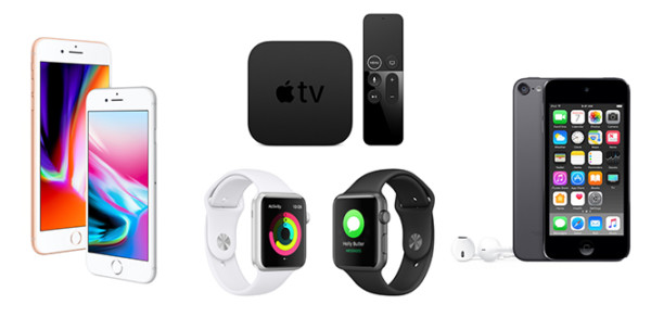 Apple Phone, Watch, Ipod & TV