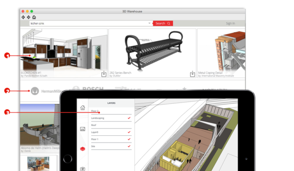 SketchUp – 3D Modeling for everyone