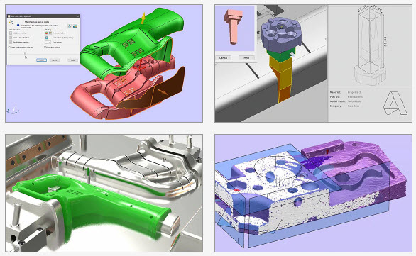 Work faster with focused modeling for manufacture tools img