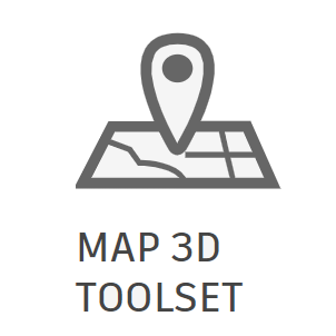 AutoCAD Map 3d Toolset