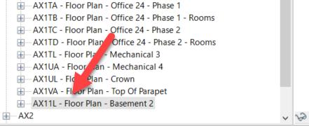 Autodesk, Micrographics, Revit 2020, Sheet Number, Sort, ASCII, Ascending, Alphanumeric
