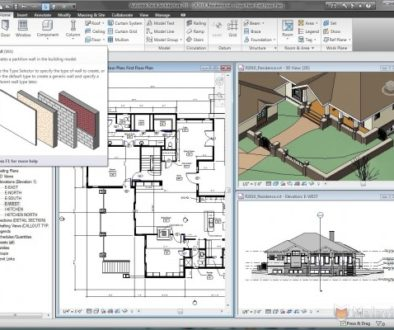 Sketchup vs AutoCAD (and LT) vs Revit - 11 - Revit