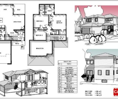 When should a someone use Revit vs Revit LT - 1 - Arch drawing