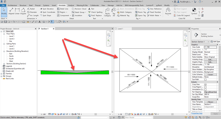 Autodesk, Micrographics, Revit 2021, Copy and Monitor, Modified Elements