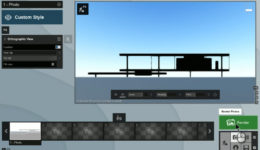 How to create an Orthographic View effect in Lumion 11 - thumbnail