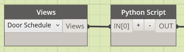 Autodesk, Micrographics, Revit 2021, Dynamo, Python, Schedule Values