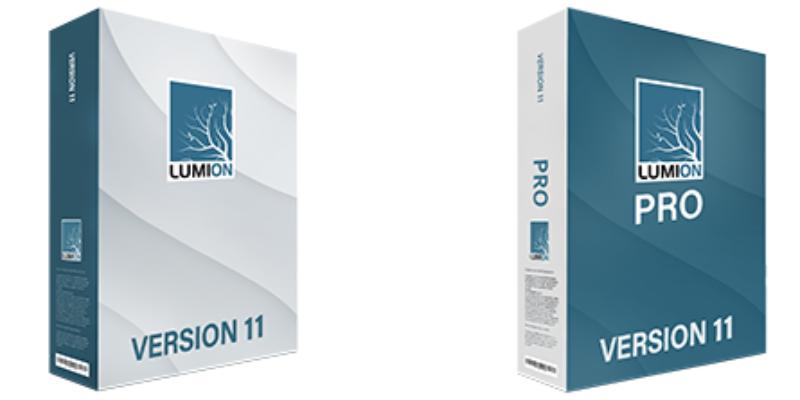 Lumion 11 Pro - Image 1