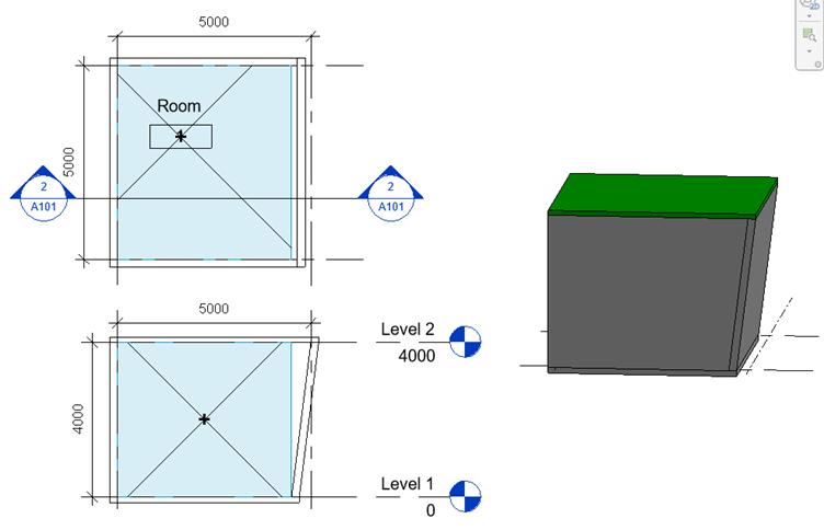 Autodesk, Micrographics, Revit 2022, Level Computational Height, Volume, Area