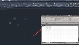 How to add points to an AutoCAD drawing, number them and export to CSV file - 13 Results in Excel