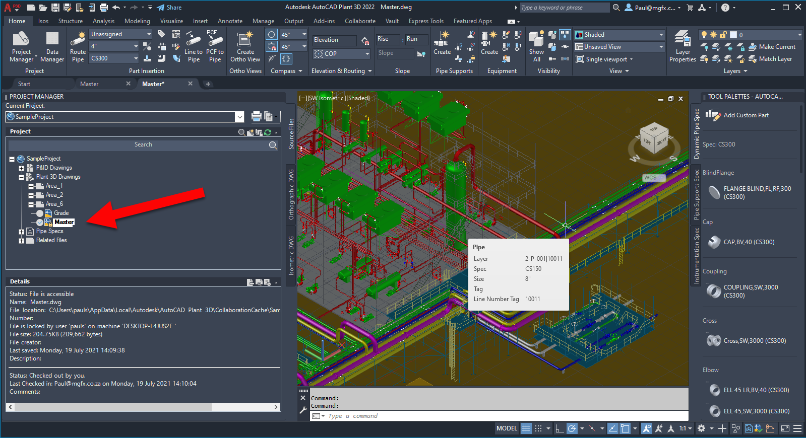 Autodesk, Micrographics, Plant 3D, Navisworks 2022, Uniclass, Take-off